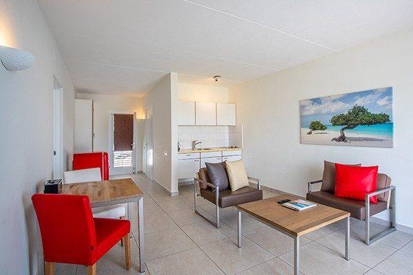 Sleep Apartment Chogogo Curacao