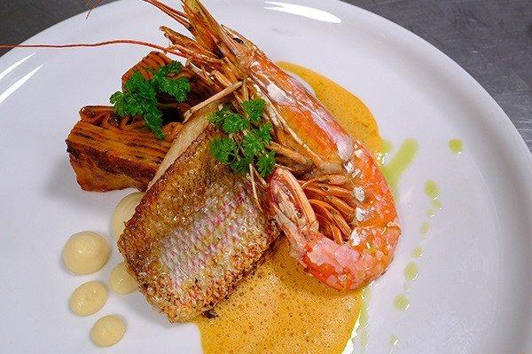 Geniet van een diner bij Restaurant & Bar Salú.
